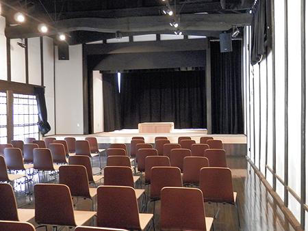 『劇場 遠野座』