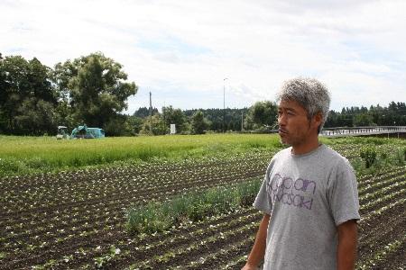 朝ごはんプロジェクト 農業体験